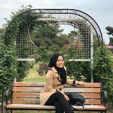 Profil utilisateur de Nisa Balqis