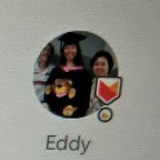 Profil utilisateur de Eddy