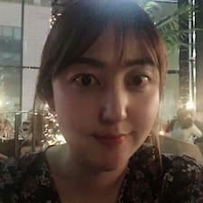 Profil utilisateur de Yeseul