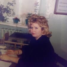 Profilo utente di Галина