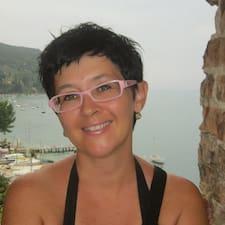 Elisa - Uživatelský profil