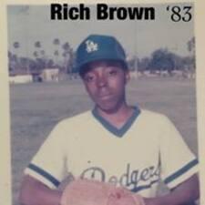 Brown User Profile