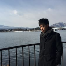 Profil utilisateur de Weijie