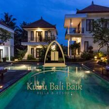 Profil utilisateur de Kubu Bali Baik