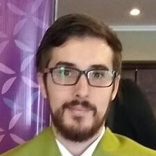 Henkilön Martín käyttäjäprofiili