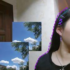 Profil utilisateur de 心瑶