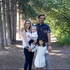 Matthew & Lauren felhasználói profilja