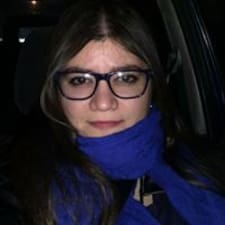โพรไฟล์ผู้ใช้ Rocío