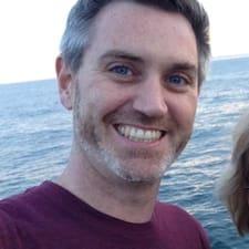 Seamus felhasználói profilja
