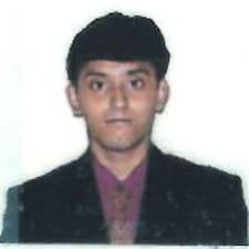 Soumya felhasználói profilja