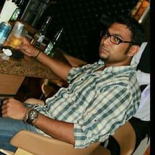 โพรไฟล์ผู้ใช้ Dipanjan