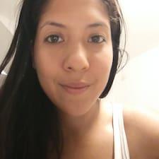 Pamela felhasználói profilja
