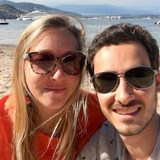 Profilo utente di Jonathan & Hélène