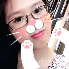 蓁蓁 User Profile
