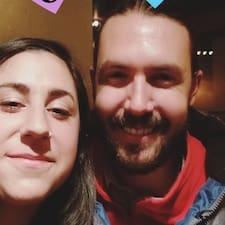 Profil utilisateur de Victoria Marrazzo & Danny Jobson