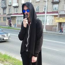 Henkilön Александр käyttäjäprofiili