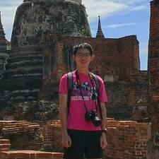 Jiaxu felhasználói profilja