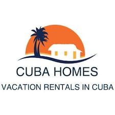 Cuba Homes User Profile