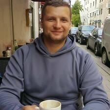 Kostja User Profile