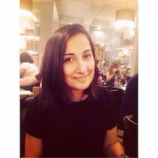 Elene - Uživatelský profil