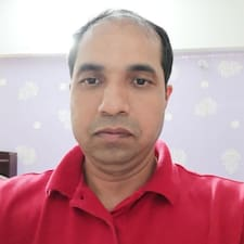 Pritish felhasználói profilja