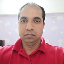 Profil utilisateur de Pritish