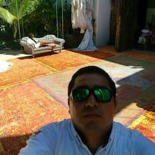 Rodrigo Humberto felhasználói profilja