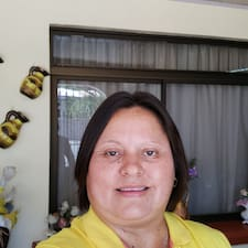 Perfil do utilizador de Magaly
