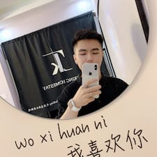 英杰 User Profile