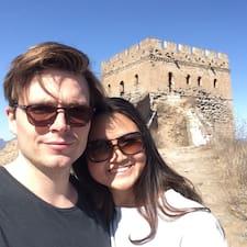 Yaxin & Eric User Profile