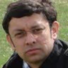 Gaurav Brukerprofil