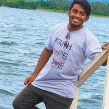 Nitish User Profile