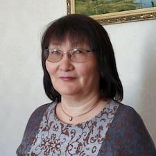 Екатерина Егоровна felhasználói profilja