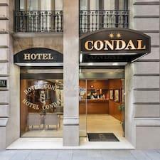 Hotel Condal User Profile