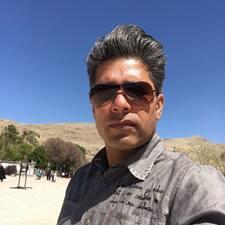 Hamid Reza Brugerprofil