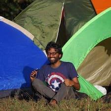 Profil utilisateur de Karapurath