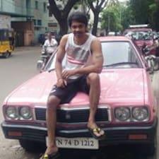 Balajee User Profile