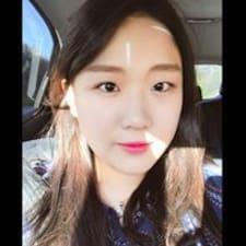 Perfil de usuario de Eunjee