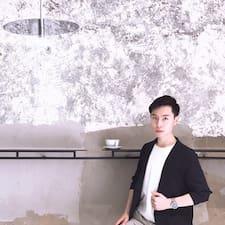Perfil do utilizador de Zhang