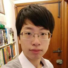 Kelvin felhasználói profilja