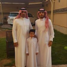 Henkilön Abdullh käyttäjäprofiili