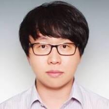 Användarprofil för Kwang Jin