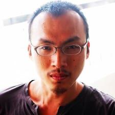 Henkilön Ying Kai käyttäjäprofiili
