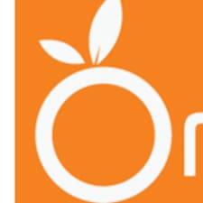 Orangebay is the host.