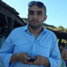 Fahed felhasználói profilja