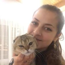 Aliya - Uživatelský profil