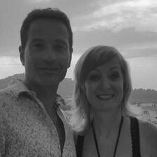Sandrine Et Stéphane Brugerprofil