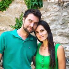 Núria I Jordi Brukerprofil