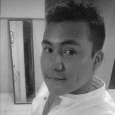 Profil Pengguna Kev