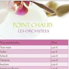 Pointchaud User Profile